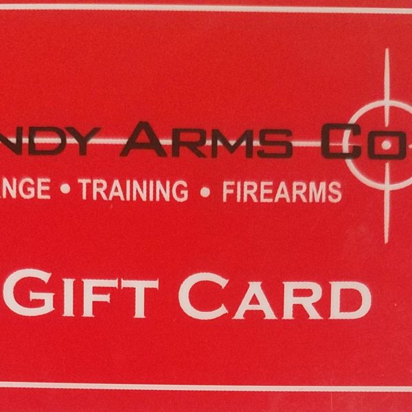 Gift Card Indy Arms Company
